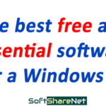 Download Important Software for Windows PC