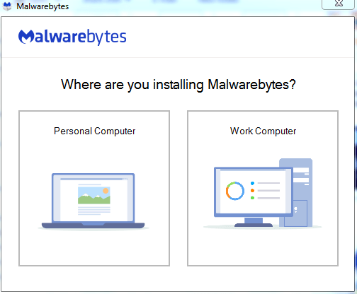 Installing Malwarebytes 4.0 free version