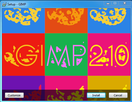 How to install GIMP on Windows PC